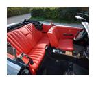 Mercedessitze in Leder