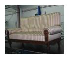 Sofa von der Seite